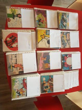 Tintin magazines