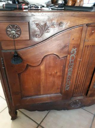 vaisselier ancien louis 15