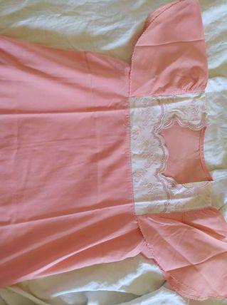 Chemise de nuit d'été vintage