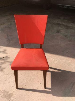 6 chaises année 50