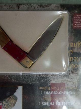 Couteau de Perpignan - Couteaux de France