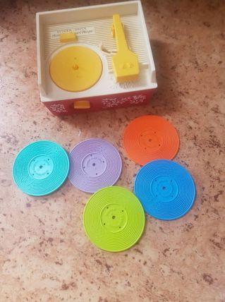 ancien mange disques