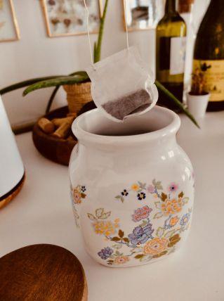 Pot en porcelaine Made in France
