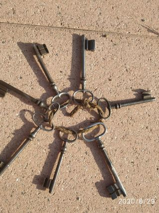 Ancienne clés