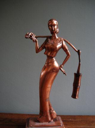 figure femme chinoise