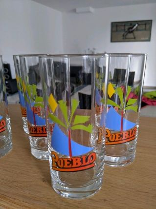 verres à jus Pueblo