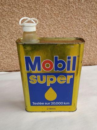 Bidon d huile ancien
