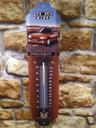 THERMOMETRE PEUGEOT 205 GTI