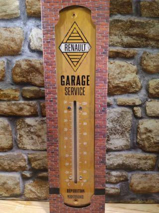 GRAND THERMOMETRE RENAULT GARAGE