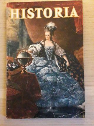 HISTORIA numéro 108  America - Louis XVIII - Lesseps - canal