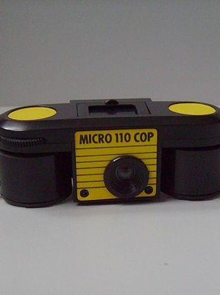 Appareil Photo Micro 110 Cop 1986