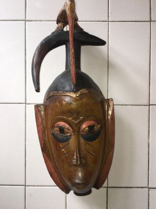 Masque congolais