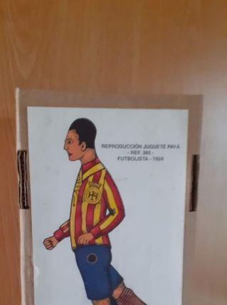 JOUET PAYA LE FOOTBALLER