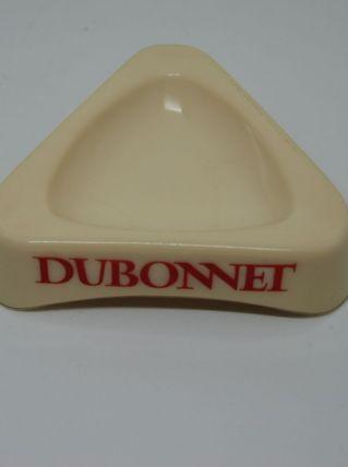 Cendrier publicitaire Dubonnet