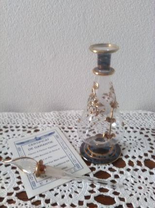 Flacon à parfum Egyptien