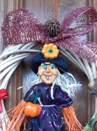 Couronne Halloween