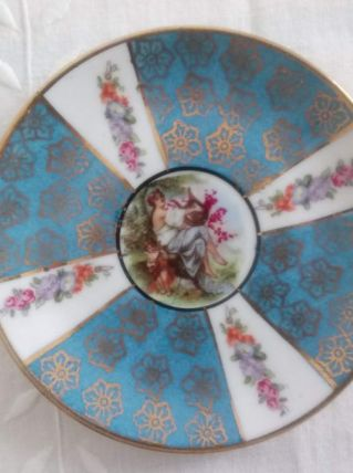 Assiette petite taille collection