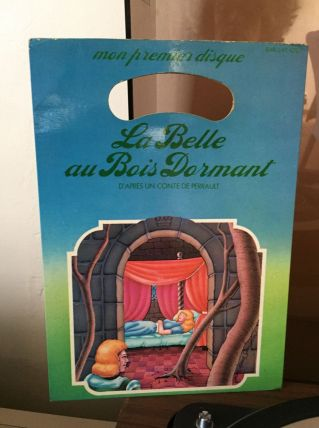 45 T La Belle au Bois Dormant
