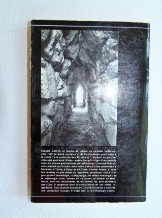 """Leonard Cottrell : La porte des Lions """" Mycénes."""