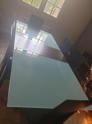 Ensemble table + 6 chaises