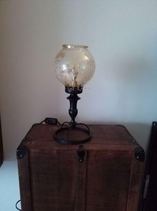 Lampe métal n° 34