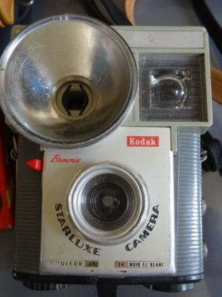Appareil Kodak Brownie vintage