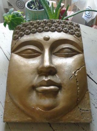 Sculpture moulage  Bouddha