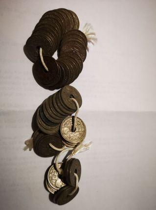 LOT 49 pièces de 10 cts 1934/1937 & 1938