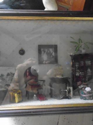 Cadre vitrine