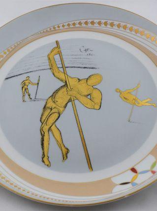 Assiette Salvador Dali Deportes Perche (Pertiga)