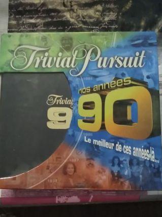 Trivial pursuit année 1990