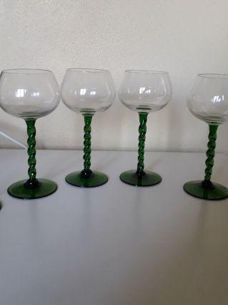 Lot de 6 verres