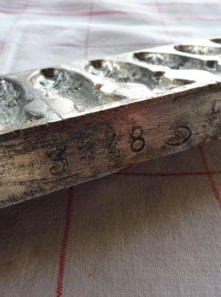 Moule chocolatier de Paques poissons /3548