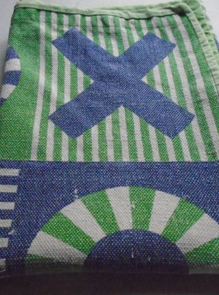 Tapis coton artisanal