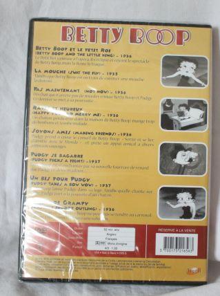 DVD Betty Boop Vol. 1 Cartoon Parade Anglais