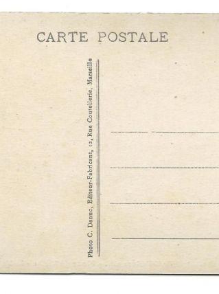 CPA - Capestang (34) La Place de L'Hôtel de Ville