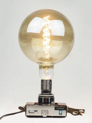 Eden Agfa - Lampe Vintage