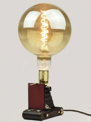 Annie Kodak - Lampe vintage