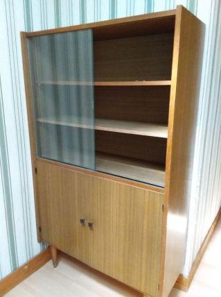 Bibliothèque vintage