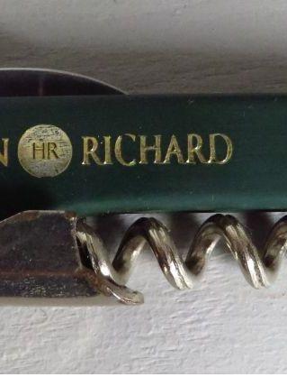Sommelier Maison RICHARD