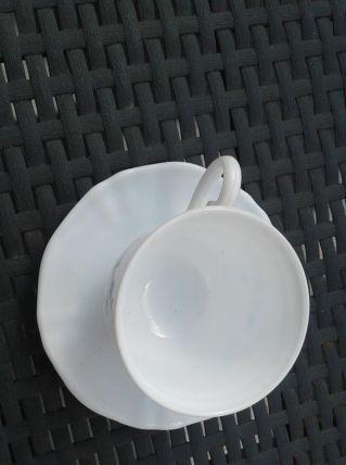 Tasses et sous tasses arcopal veronica