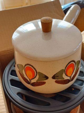 Service à fondue bourguignonne