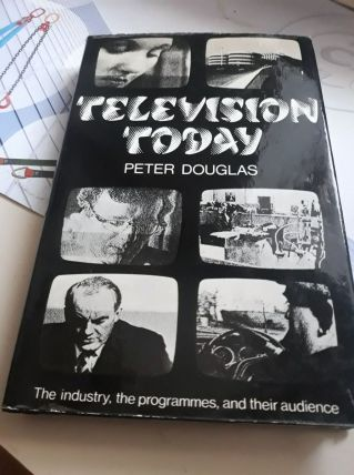 Television today peter Douglas 1975