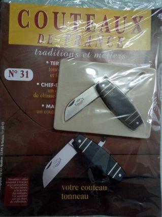 Couteau tonneau- Couteaux de France