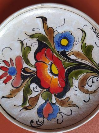 Asiette décorative Elio Shiavon