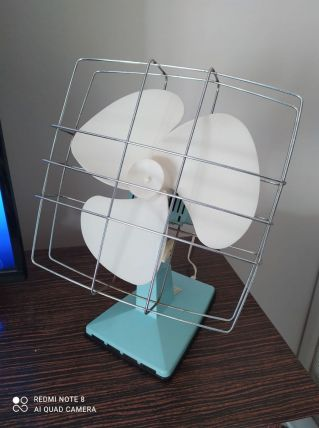 Ventilateur Calor année 60-70 en bon état