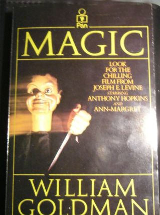 Roman Magic de William Goldman en anglais Horreur Marionnett