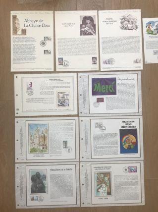 Documents philatéliques