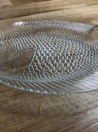 Plat à poisson