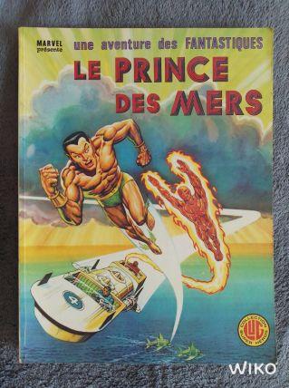 Les Fantastiques n° 15 : Le Prince des mers
